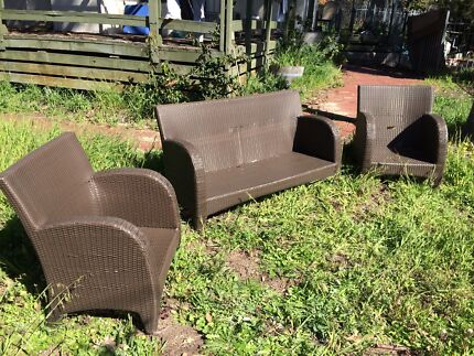 Outdoor lounge and chair Mount Claremont Nedlands Area Preview