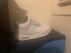 Jordan 3 Pure Money