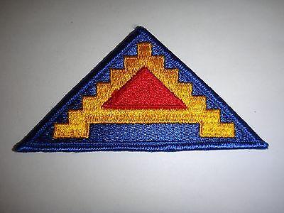Armee-maschine (US 7te Armee Maschine Bestickt Farbe Aufnäher)