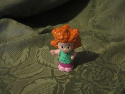 Fisher Price Little People Magic of Disney Sofie Tinker Bell Balloon shop part - Price Of Balloons