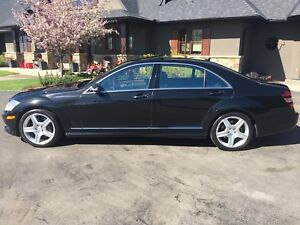 2009 S550 AMG 4matic