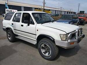 Wrecking 1991 #Toyota #Hilux #SR5 VZN130R Wagon Manual #4WD Port Adelaide Port Adelaide Area Preview