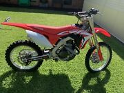 Crf450r Ashtonfield Maitland Area Preview