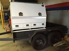 Tradies Toolbox and Service Trailer West Footscray Maribyrnong Area Preview