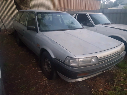 Wrecking: 1990 Toyota Camry Sv21 Wagon Fassifern Lake Macquarie Area Preview