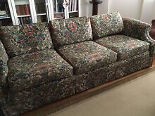 Sofas (3 or 2 Seater) Camp Hill Brisbane South East Preview