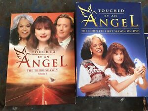 Touched by an angel DVDs