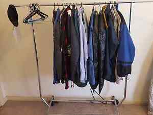 Clothes hanging rack. Prospect Prospect Area Preview