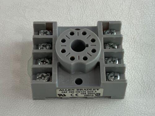 NEW ALLEN BRADLEY 700-HN125 SER A 10A 300V RELAY