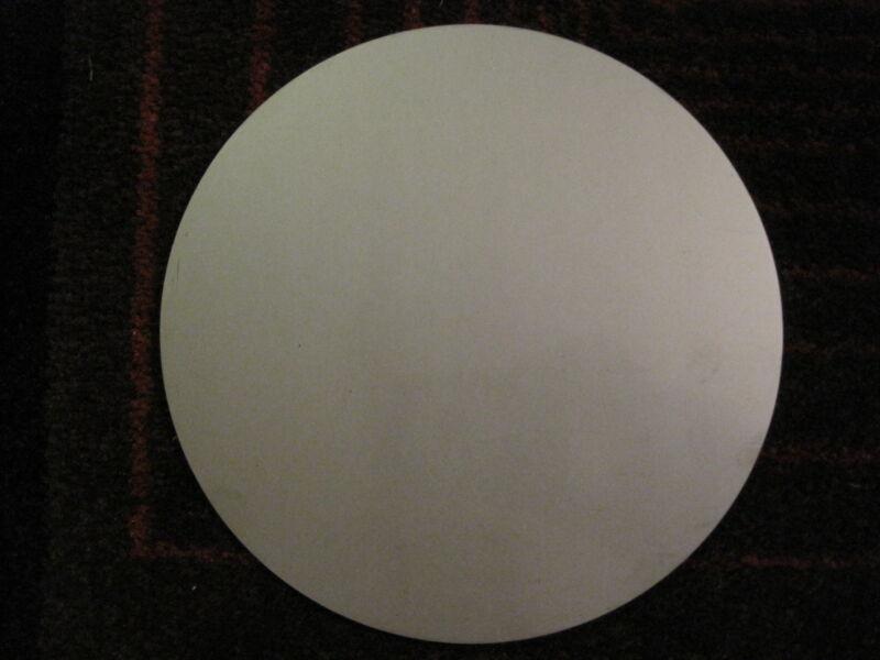 """1/4"""" Aluminum Disc x 9"""" Diameter, 6061 Aluminum"""