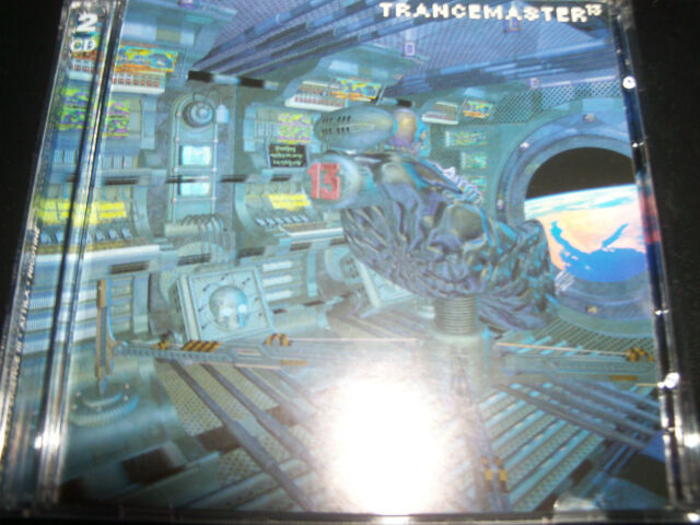 Trancemaster Volume 13 Various Trance / Dance 2 CD – Like New