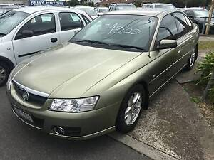2005 VZ Holden Berlina Sedan REG & RWC Oakleigh East Monash Area Preview