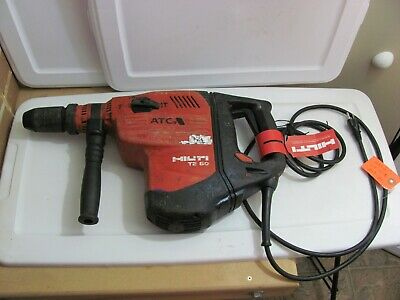 Hilti Te 80-atcavr Rotary Chipping Demolition Hammer Drill 80 76 60 56 50