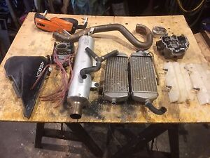 2005 KTM450sx parts for sale