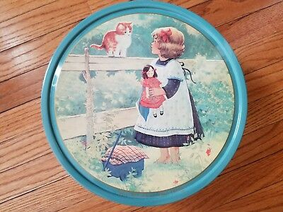 Kelsen Danish Butter Cookies Art Cookie Tin (Christa Kieffer)