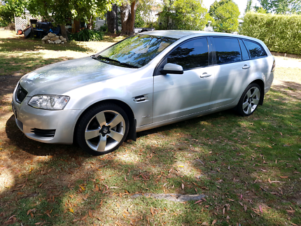 2011 VE Sportswagon series ll 70000kms
