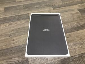 Black iPad Leather Sleeve LNIB