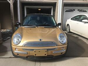 03 Mini Cooper low KM