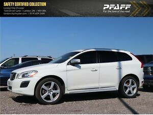 2012 Volvo XC60 T6 AWD, Sunroof, Leather