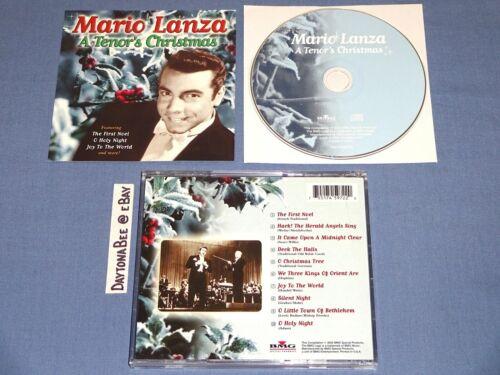 Mario Lanza A Tenor