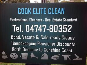 Cook Elite Clean Available 7 Days Buderim Maroochydore Area Preview
