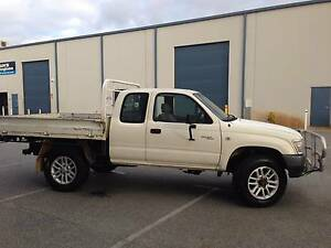 2000 4x4 Toyota Hilux Ute - Space Cab - GREAT VALUE! Wangara Wanneroo Area Preview