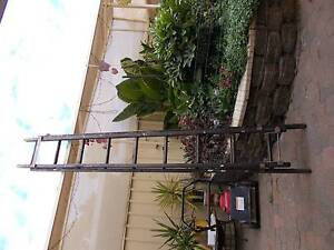 timber extension ladder Warradale Marion Area Preview