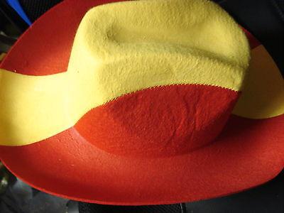 Cowboy - Hut Filz Spanien Fussball EM 2016