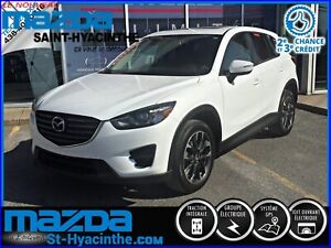 2016 Mazda CX-5 GT AWD Cuir Toit Nav