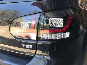 VW GOLF LED R TYPE TAIL LIGHTS Coorparoo Brisbane South East Preview