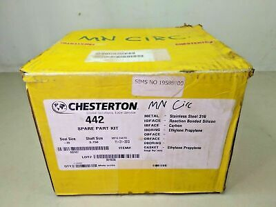 Chesterton 442 Seal Spare Part Kit Item 682507 Seal Size -30 - New