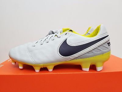 c01649b43d0 NIKE TIEMPO LEGACY II FG WOMEN S FIRM-GROUND SOCCER CLEAT 819255-053 Size 7