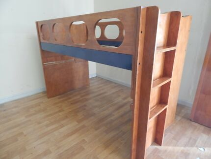 Single loft bunk bed SYDNEY DELIVERY & ASSEMBLY AVAILABLE