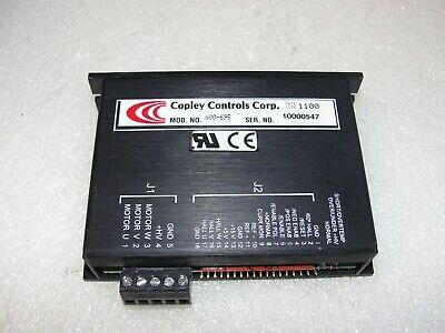 Copley Controls 800-695 Servo Motor Drive Amplifier