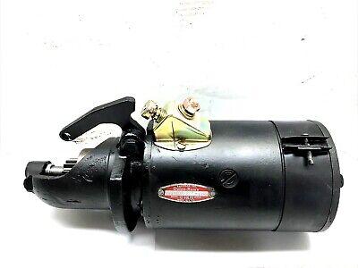 Rebuilt John Deere 620 Tractor Delco Remy 12v Starter 1113041 Written Warranty
