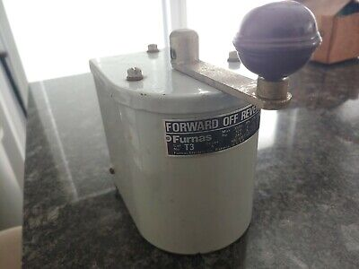 Furnas Electric Switch Drum T3 Forwardreverse Series A