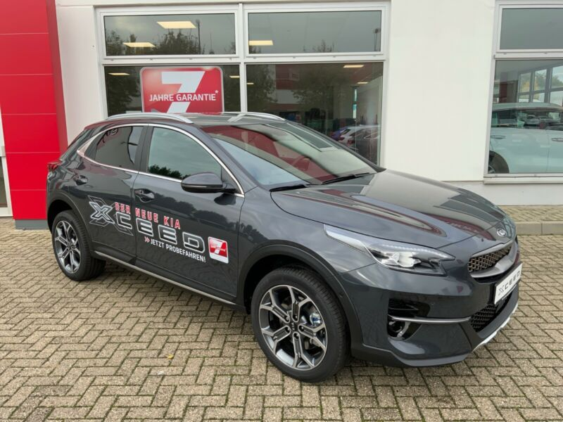 Kia  XCEED 1.6 T-GDI XDITION NAVI XCLUSIVE