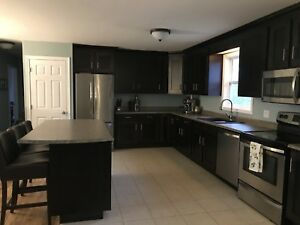 2 bedroom, open concept duplex - $2000 everything included!