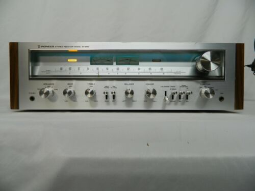 1976 Pioneer SX-650 Stereo Receiver - Restored - Excellent!