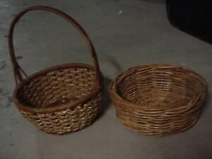 Cane basket in mackay region qld gumtree australia free local woven wicker baskets negle Images