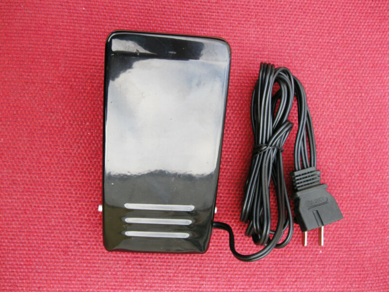 UNIVERSAL HOME SEWING MACHINE FOOT CONTROL PEDAL