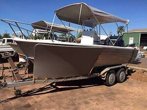 5.3m STACER 115HP YAMAHA 4STROKE Yarrawonga Palmerston Area Preview