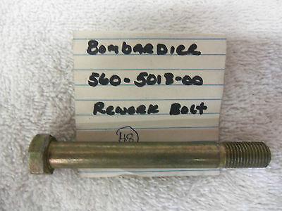 """SKI-DOO  BOLT 3/8"""" X 3 1/2"""" X 5/8 Hex Head- Fine Thread- Pt# 560-5013 ++++++NEW+"""