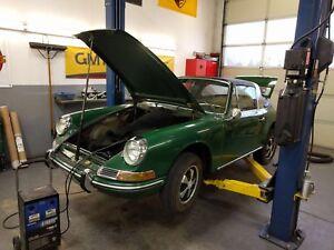 Jaguar Porsche PROJECTS WANTED