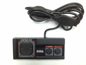 New Sega Master System Controller Pad (SEGA brand-Model#3020) *WITHOUT PACKAGING