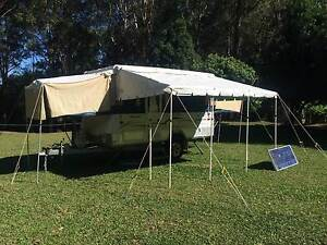 JAYCO Outback Swan camper with full annexe and loads of extras Glenview Caloundra Area Preview
