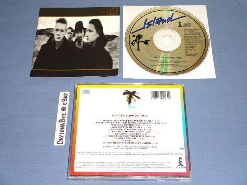 U2 The Joshua Tree 1987 CD Noel Gallagher High Flying Birds Oasis Rolling Stones