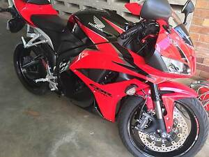 2009 CBR600RR - IMMACULATE Warwick Southern Downs Preview