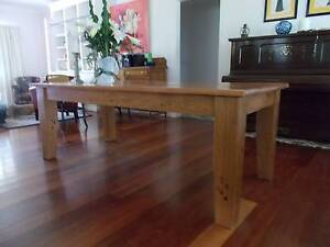 Recycled Blackbutt Table Wentworth Falls Blue Mountains Preview
