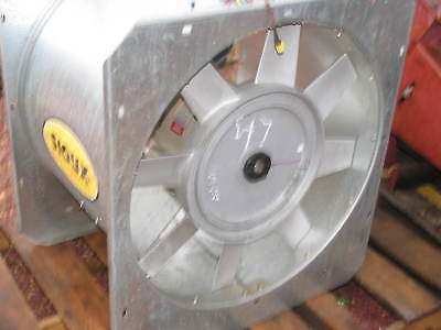 Sioux 28 Grain Bin Axial Aeration Fan 10-15 Hp 1 Phase 230v